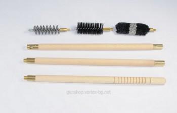Комплект за почистване на гладкоцевно оръжие ADVANCE mod. 170.0