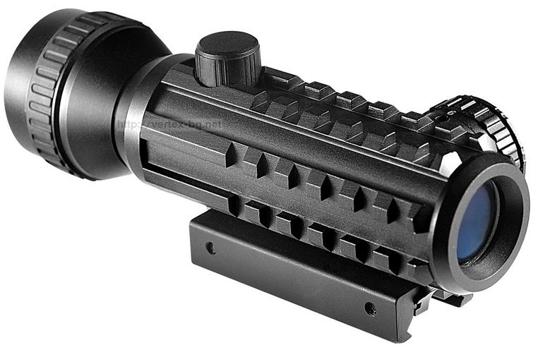 Бързомер BARSKA Electro Sight 2x30
