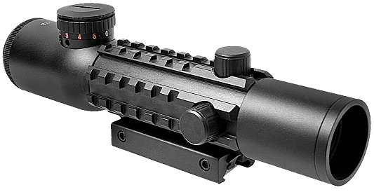 Оптика BARSKA ELECTRO SIGHT 4X28