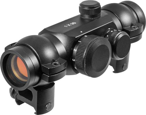 Бързомер ELECTRO SIGHT 1X30MM, MULTI-RETICLE, 3/8