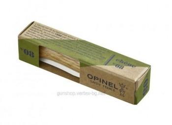 Сгъваем нож Opinel №8 инокс, дръжка дъб