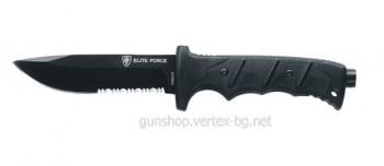 Комплект за оцеляване нож+аксесоари EliteForce EF703