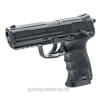 Еърсофт пистолет H&K HK45 газ 6 мм